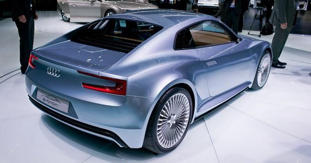 Audi R4 : en route pour la production ?