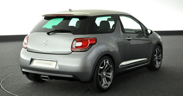 A bord de la Citroën DS Inside !