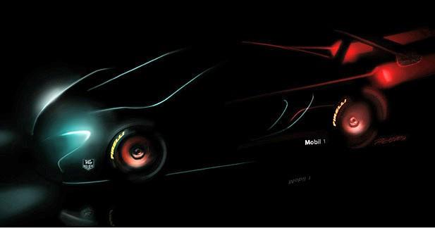 La nouvelle McLaren de course sera dévoilée à Goodwood