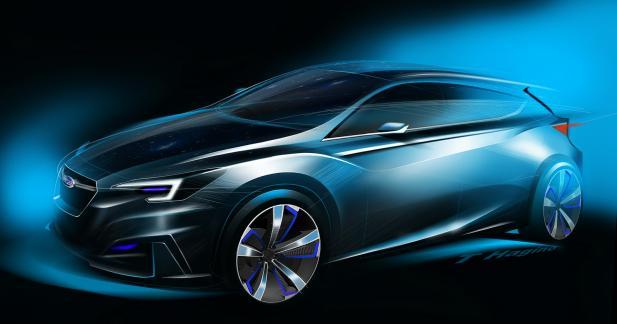 Deux nouveaux concepts Subaru au salon de Tokyo