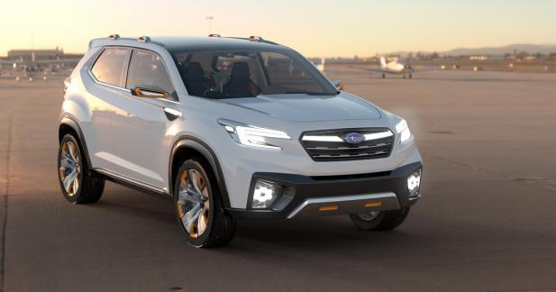 Motorisation hybride pour le VIZIV Future Concept