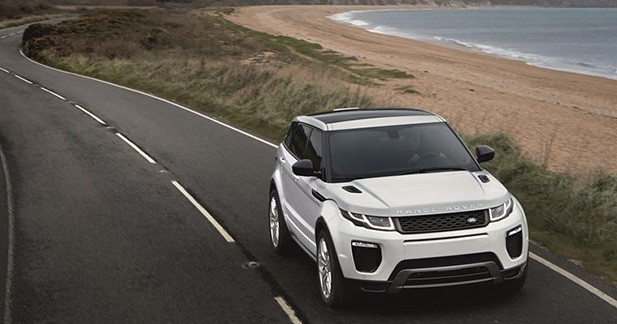 bient t un land rover entre l 39 evoque et le range rover sport. Black Bedroom Furniture Sets. Home Design Ideas