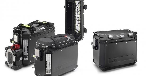 La gamme Trekker Givi évolue pour 2014 !
