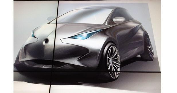Renault Zoé : un projet qui remonte à 2008