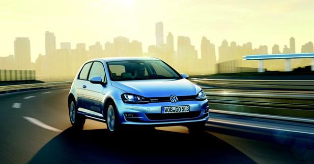 La VW Golf à nouveau élue voiture de l'année