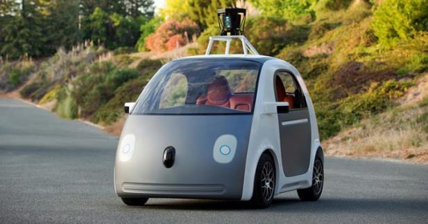 La Google Car autonome arrêtée pour avoir roulé trop lentement