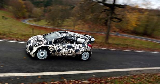 WRC - Hyundai termine sa préparation et signe Thierry Neuville
