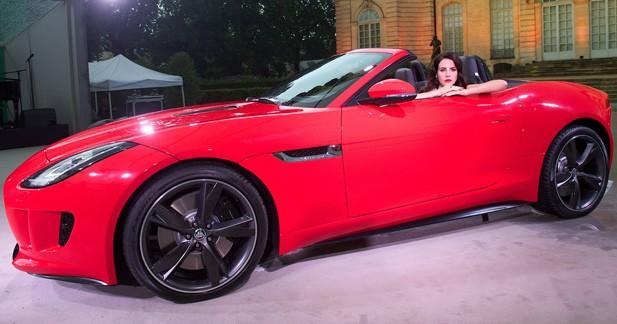 Un casting exceptionnel pour le film consacré à la Jaguar F-Type