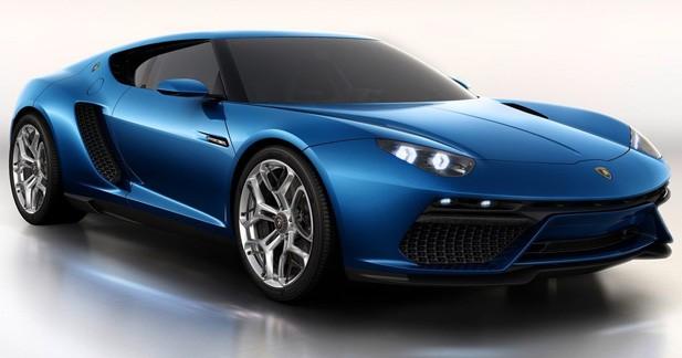 Et si la Lamborghini Asterion était finalement produite ?