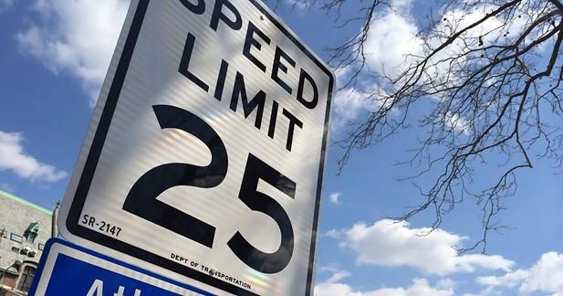 New York imite Paris sur les limitations de vitesse