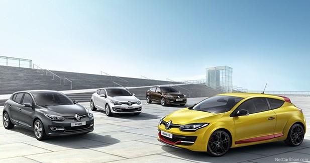 Renault confirme la présence de sa nouvelle Megane à Francfort