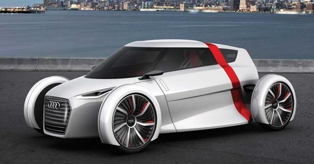 Audi préparerait une nouvelle petite citadine