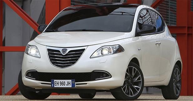 La marque Lancia uniquement vendue en Italie d'ici 2018