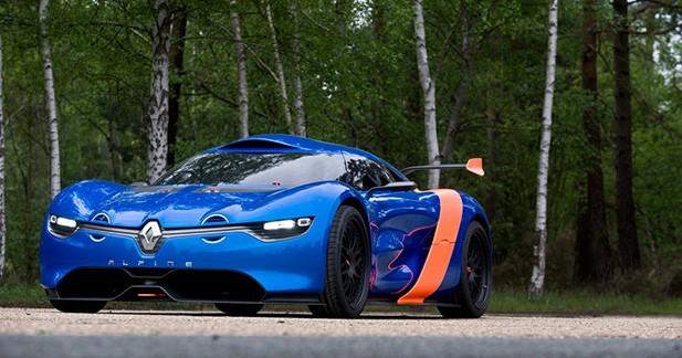Feu vert de Renault pour la renaissance d'Alpine