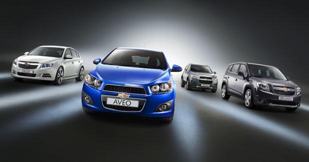 2010 : un bon cru pour Chevrolet
