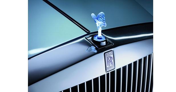 102 EX : une Rolls électrique à Genève !