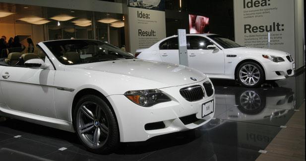 BMW optimiste pour 2011