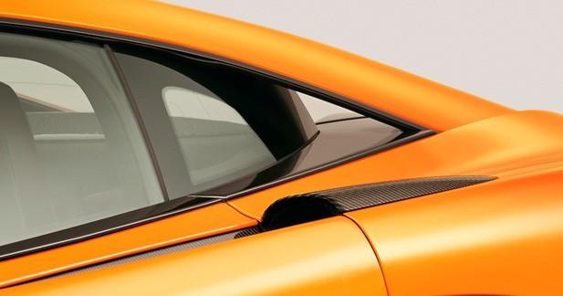McLaren 570S: une 650S d'entrée de gamme?