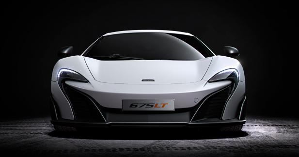La McLaren 675LT Spider confirmée