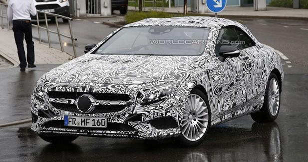 Mercedes prépare le cabriolet le plus luxueux de son histoire