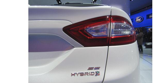 500 brevets pour Ford dans l'hybride