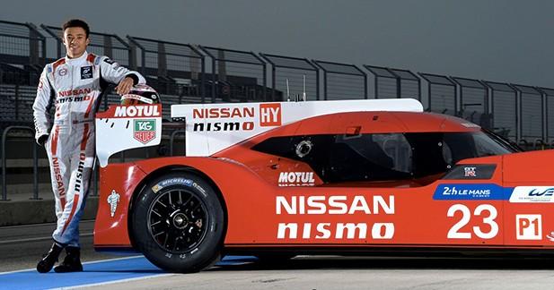 Nissan GT-R LMP1 : des anciens joueurs de Playstation au volant