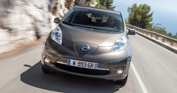 Nissan Leaf 2016: nouvelle batterie et 250 km d'autonomie