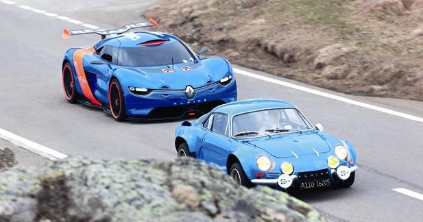 Retard en vue pour le lancement de la future Alpine ?