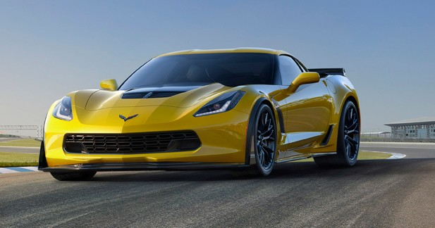 Chevrolet Corvette Z06 : la plus performante des 'Vette