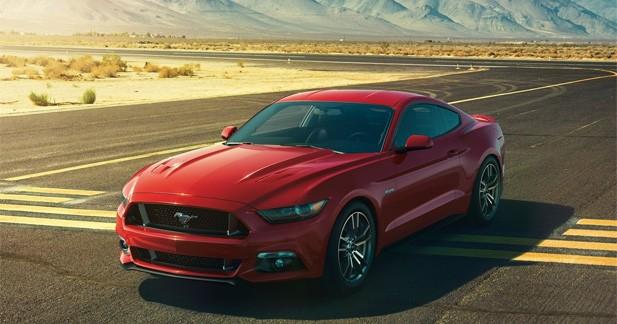 Ford vendra sa première Mustang 2014 aux enchères