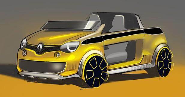 Renault Twing'hot : quand la Twingo se transforme en barbecue roulant