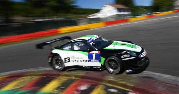 GT Tour – Spa: n'oubliez pas trop vite le ProGt by Almeras