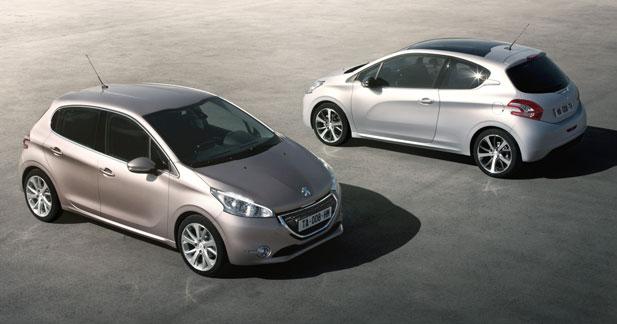 Peugeot produit la 300 000ème 208