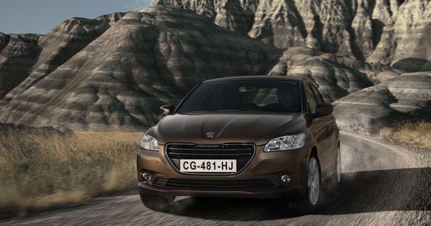 Route 301 : un road trip signé Peugeot pour lancer sa ''world car''