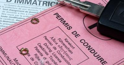 Permis de conduire : plus de 12 millions de points retirés en 2011