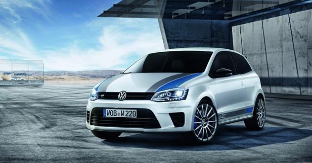 Volkswagen Polo R WRC : le prix de la rareté