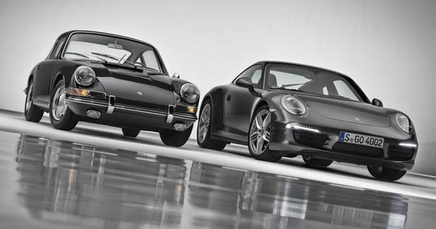 50 ans de la Porsche 911 : le programme des festivités