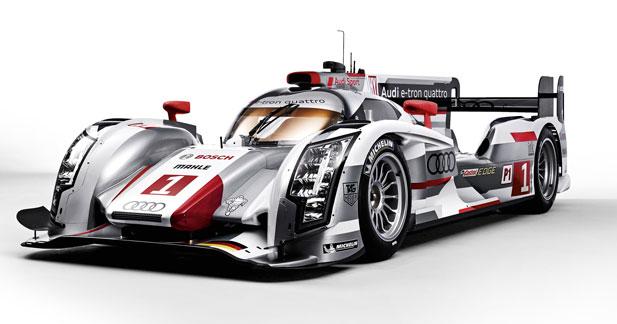 Audi va défendre son titre en endurance avec une auto améliorée