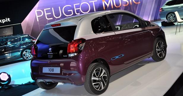 Nouvelle Peugeot 108 : la Twingo dans le viseur
