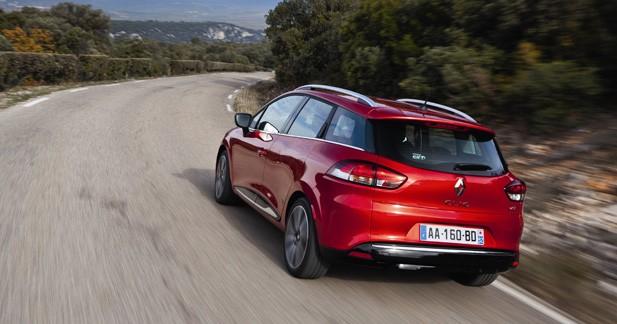 Renault dévoile les tarifs de la Clio 4 Estate