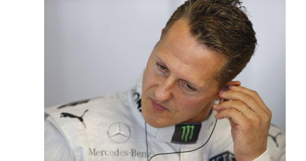 F1 : Schumacher raccroche pour de bon