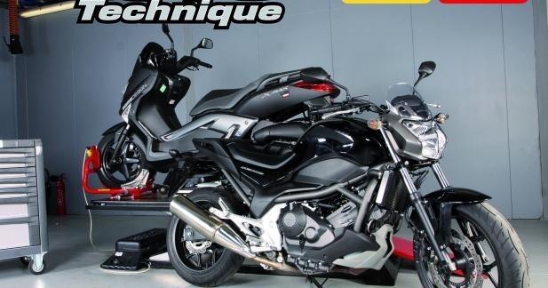 La Revue Moto Technique Xmax et NS700 est sortie