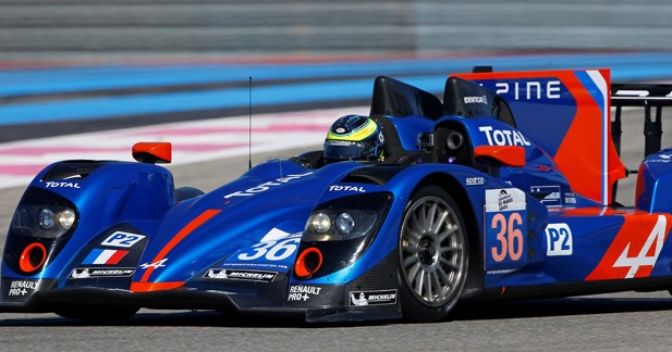 Le prototype LMP2 Alpine a désormais un nom