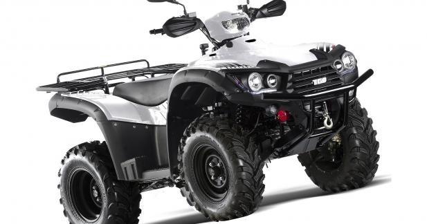 La Sima met la gomme sur le quad : encore 2 nouveaux TGB pour 2013 !