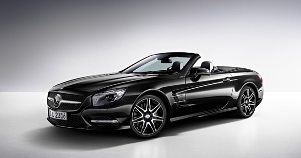 Mercedes : un nouveau 3.0 turbo pour la SL 400
