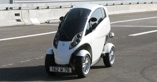 La SNCF investit dans la voiture électrique