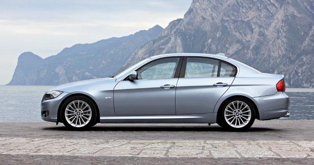 BMW 320d : 1 630 km avec un plein