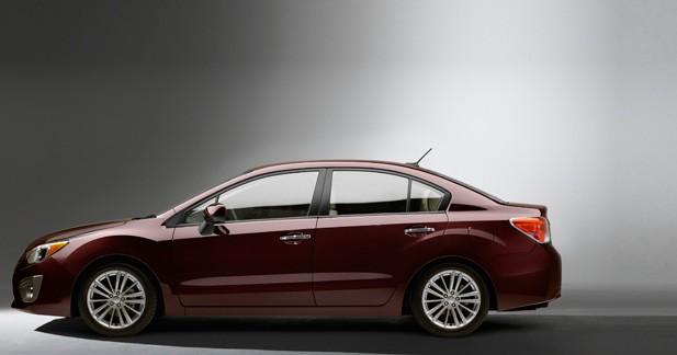 Subaru Impreza 2011: Habiller le bossu…