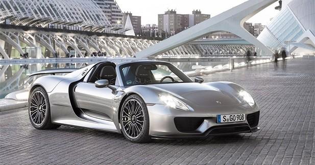 Porsche a déjà vendu toutes ses 918 Spyder