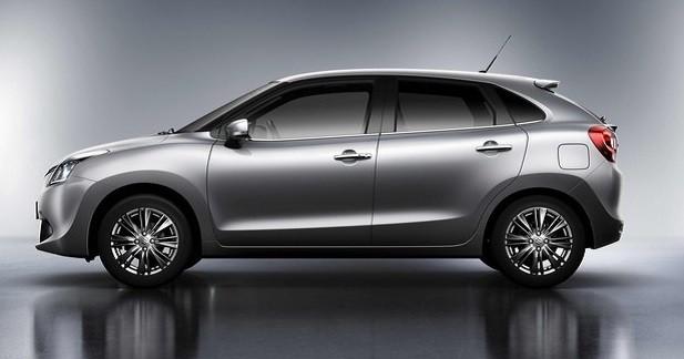 Suzuki annonce le retour de la Baleno
